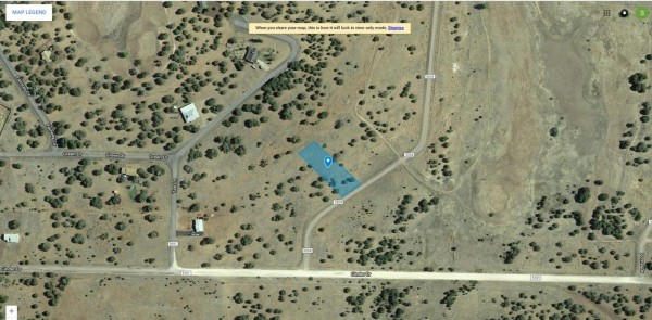0.51 Acres for Sale in Concho, AZ