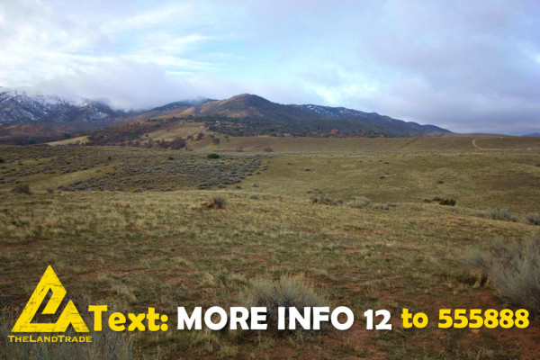 2.96 Acres for Sale in Tehachapi, CA
