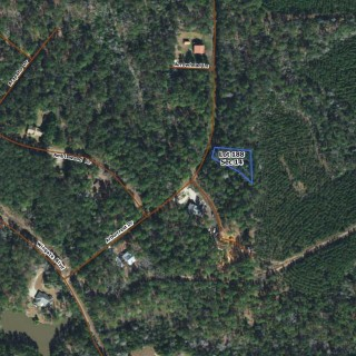 0.38 Acres for Sale in Brookeland, TX