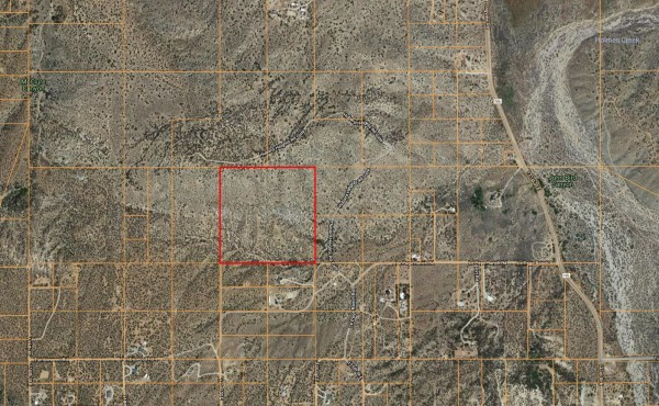 39.66 Acres for Sale in Juniper Hills, CA