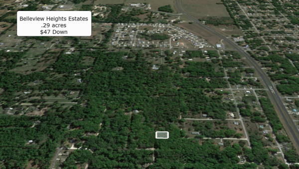 0.29 Acres for Sale in Belleview, FL