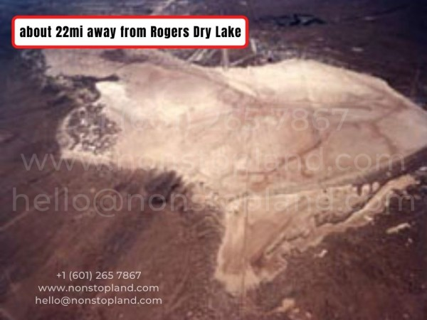 2.5 Acres for Sale in Edwards, CA