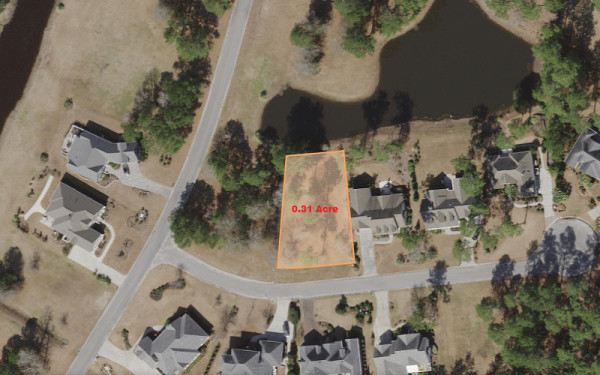 0.31 Acres for Sale in Calabash, NC
