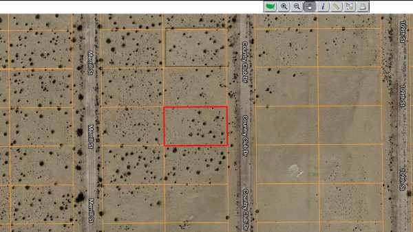 0.24 Acres for Sale in California City, CA