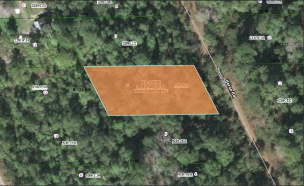 0.26 Acres for Sale in Satsuma, FL