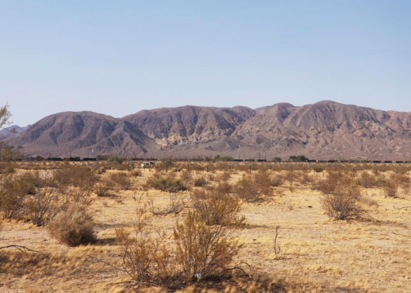 10 Acres for Sale in Yermo, CA