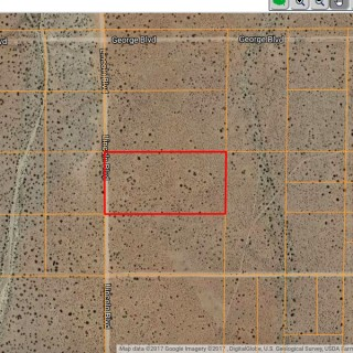 5 Acres for Sale in Edwards, CA