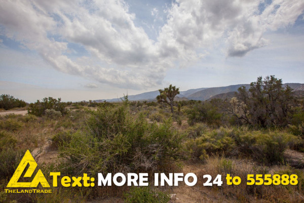 10 Acres for Sale in Llano, CA