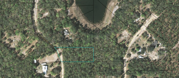 1.08 Acres for Sale in Keystone Heights, FL