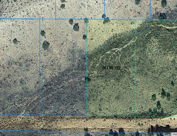1 Acre for Sale in Sanders, AZ