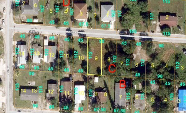 0.12 Acres for Sale in Fort Pierce, FL