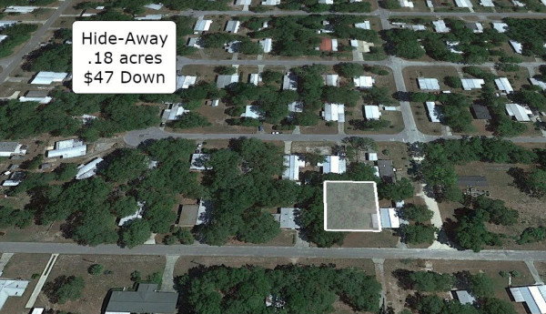 0.18 Acres for Sale in Chiefland, FL