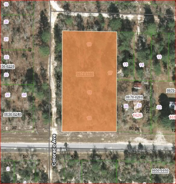 0.67 Acres for Sale in Hawthorne, FL