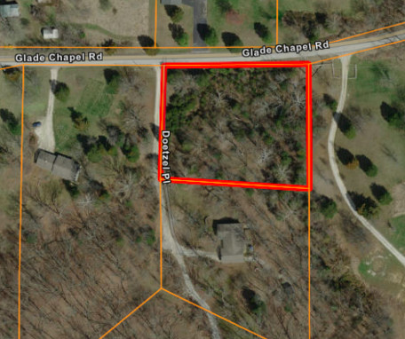 1.23 Acres for Sale in Hillsboro, MO