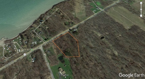 3 Acres for Sale in Portland, NY