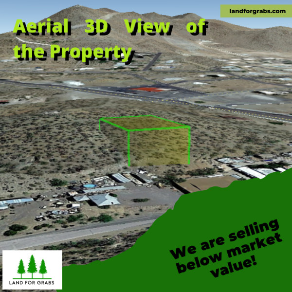 0.2 Acres for Sale in Searchlight, NV