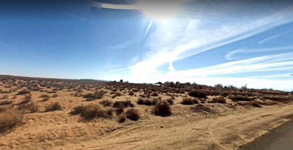 0.82 Acres for Sale in North Edwards, CA