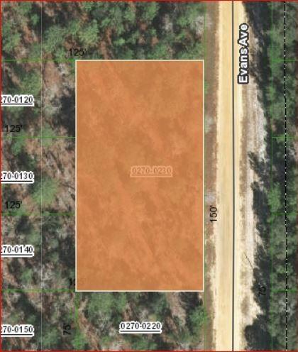 0.65 Acres for Sale in Interlachen, FL