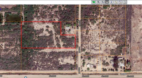 4.48 Acres for Sale in Niland, CA