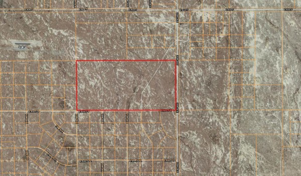 80 Acres for Sale in Roosevelt, CA