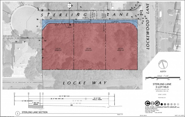 0.74 Acres for Sale in Scotts Valley, CA