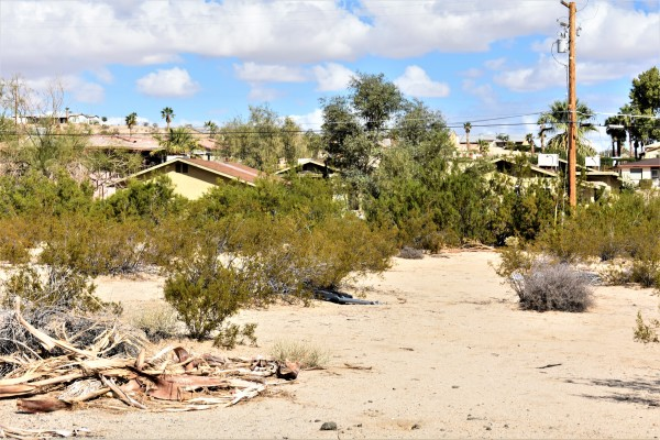 0.47 Acres for Sale in Twentynine Palms, CA
