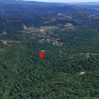 2.37 Acres for Sale in Boulder Creek, CA