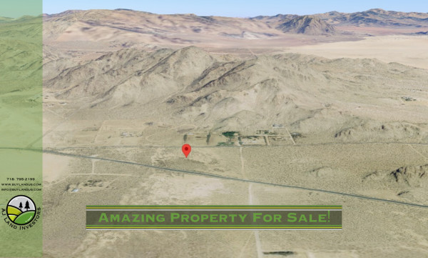 26.36 Acres for Sale in Lucerne Valley, CA