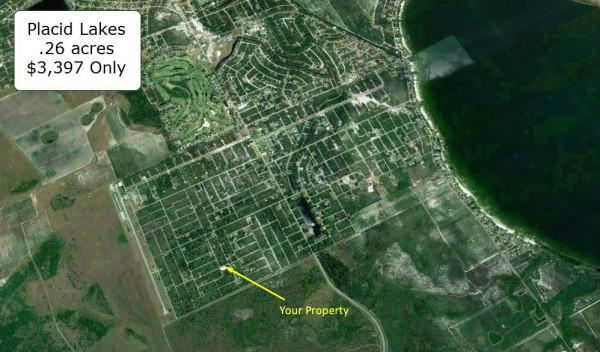 0.26 Acres for Sale in Lake Placid, FL
