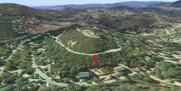 0.11 Acres for Sale in Julian, CA