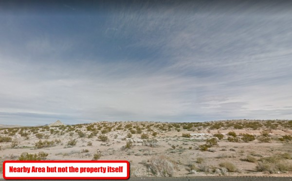2.5 Acres for Sale in Lucerne Valley, CA