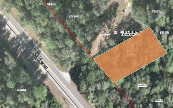 0.26 Acres for Sale in Interlachen, FL