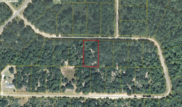 1.12 Acres for Sale in Alford, FL