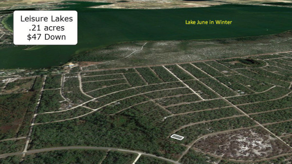 0.17 Acres for Sale in Lake Placid, FL