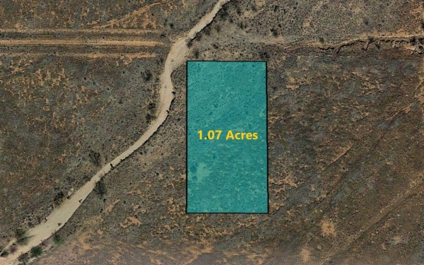 1.07 Acres for Sale in Cochise, AZ