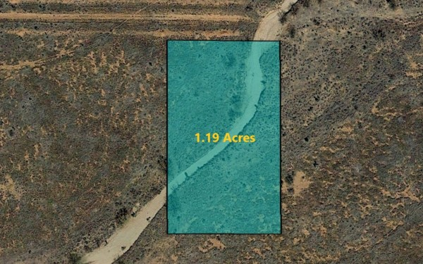 1.19 Acres for Sale in Cochise, AZ