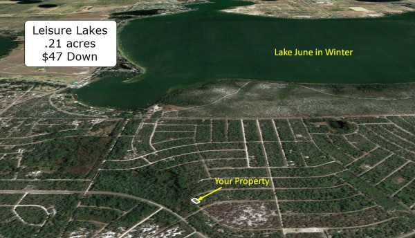 0.21 Acres for Sale in Lake Placid, FL
