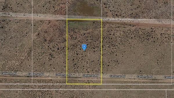 1.15 Acres for Sale in Holbrook, AZ
