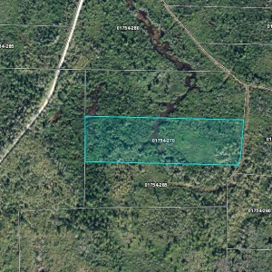 14.41 Acres for Sale in Perry, FL