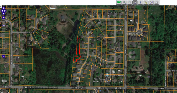 0.51 Acres for Sale in Puyallup, WA