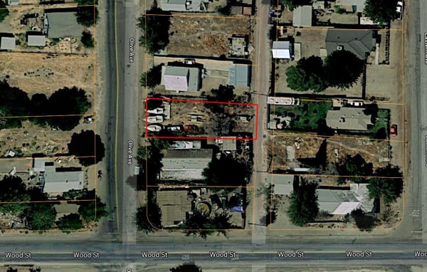 0.13 Acres for Sale in Taft, CA