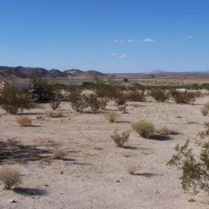 0.63 Acres for Sale in Twentynine Palms, CA