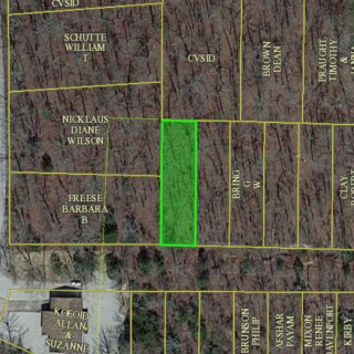 2.67 Acres for Sale in Cherokee Village, AR