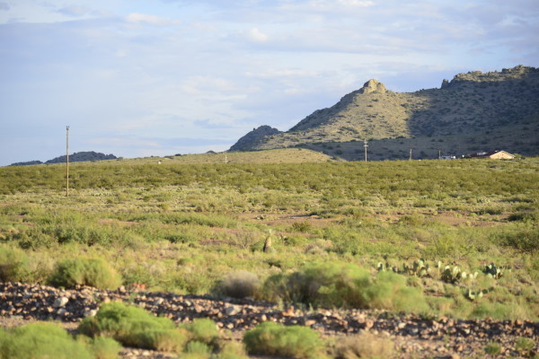 2 Lots for Sale in Deming, NM