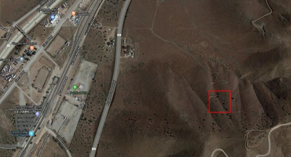 2.5 Acres for Sale in Acton, CA
