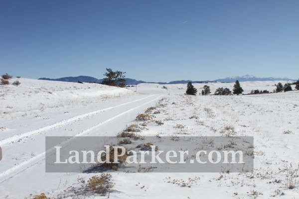 4.66 Acres for Sale in Hartsel, CO