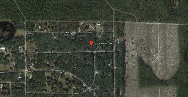 1.03 Acres for Sale in Hawthorne, FL