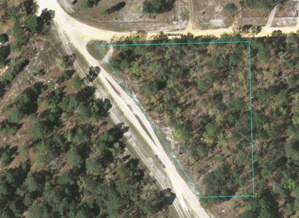 1.71 Acres for Sale in Keystone Heights, FL