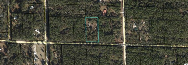 2 Acres for Sale in Old Town, FL