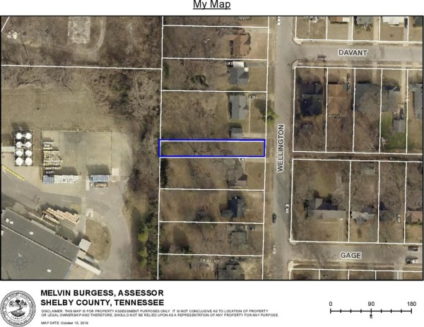 0.14 Acres for Sale in Memphis, TN